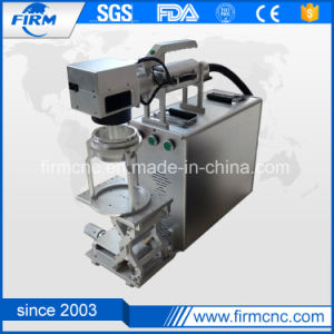 New design and Hot Sale 20W CNC Fiber Laser Markting Machine FM20f pictures & photos