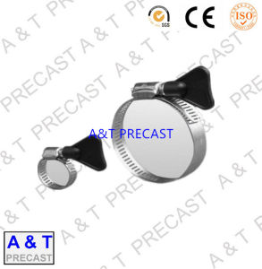 Hot Sale High Pressure German Type Hose Clamp pictures & photos