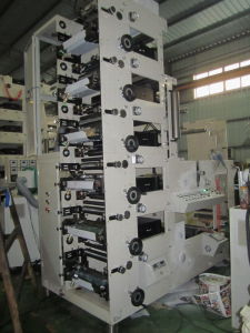 Hot Sell Coffee Paper Cup Printing Machine Price pictures & photos