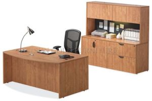 Contracted Wooden Manager Computer Executive Office Desk (SZ-OD325) pictures & photos