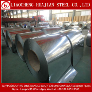 JIS Standard Galvanized Steel Coil for Roofing Sheet pictures & photos