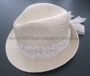 Paper Straw/Sun Hat/Summer Hat (DH-LH9127) pictures & photos