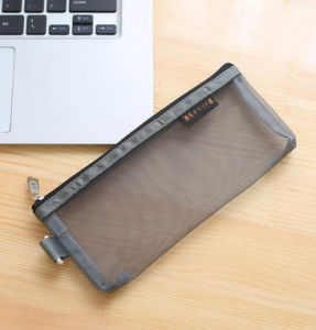 Transparent Jute Pencil Bag (MS9060) pictures & photos