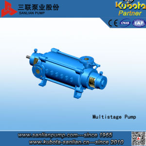High Stability Multistage Pump by Anhui Sanlian pictures & photos