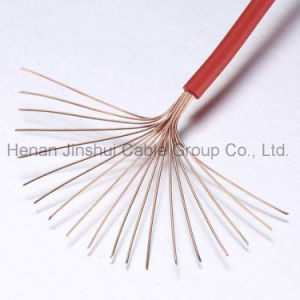 600V Copper Conductor PVC Insulation Hook up Wire pictures & photos