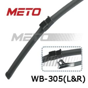 ODM Design Rubber Windshield Flat Wiper Blade for Golf