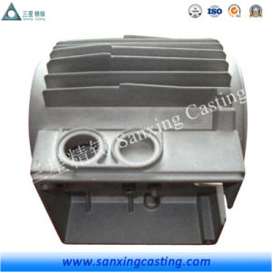 China Foundry Iron/Steel Precision Casting of Motor Frame pictures & photos