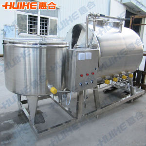 Semi-Automatic Cleaning System CIP for Clean1.5t/H pictures & photos