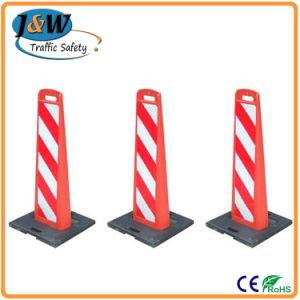 Reflective Traffic Control Panel Delineator / Vertical Panel Barricade pictures & photos
