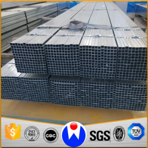 Oiled Square Black Annealed Steel Pipe pictures & photos
