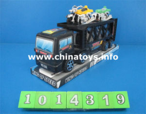 Friction Trailer Promotion Gift Plastic Toys Car (1014321) pictures & photos