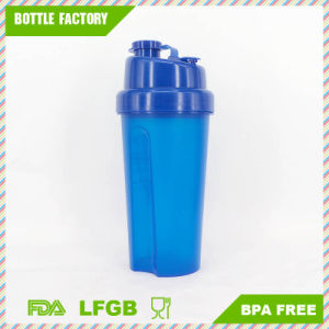 700ml Plastic Protein Shaker Bottle with Lid pictures & photos