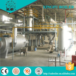 Hot Sale Batch Type Tyre Pyrolysis Plant pictures & photos