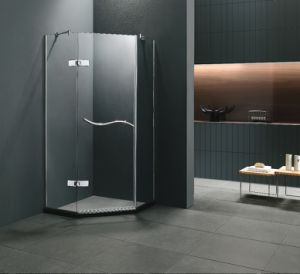 Tempered Glass Shower Enclosure (BA-L733) pictures & photos