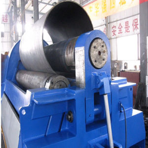 W11s Series Three Roller Hydraulic Plate Rolling Machine pictures & photos