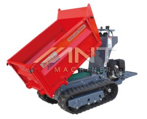 By1000 Three Sides Unloading Mini Dumper with CE pictures & photos
