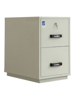 1 Hour Fire-Resistant File Cabinet, Drawer-Type Furniture (680FRD-2001) pictures & photos