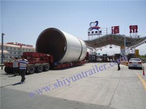 Special Transportation Tanker Semi Trailer