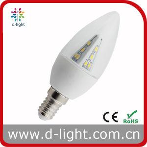 C35 E14 LED Bulb 190lm 2.5W Plastic India Price CE pictures & photos