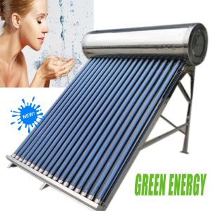 High Pressure Heat Pipe Pressurized Solar Collector Water Heater pictures & photos