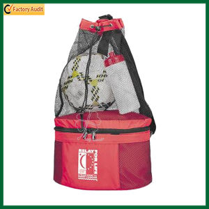 Drawstring Round Sports Cooler Bags (TP-CB146) pictures & photos