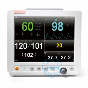 "12.1"" Multi-Parameter Patient Monitor (Moni 8000) pictures & photos"