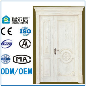 Hot Sale China High Quality Oak Wood Door