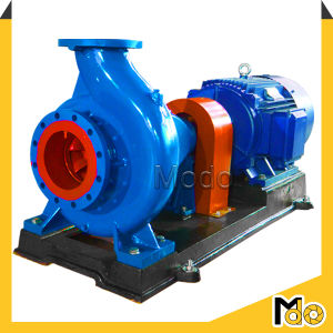 Horizontal Centrifugal Pump for Municipal Water Supply pictures & photos