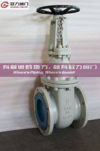 "ANSI Ductile Iron Gate Valve Class150 8"" pictures & photos"