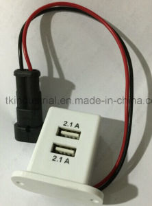 24V USB 2.1/2.1A Power Supply pictures & photos