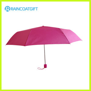 Cheap Advertising 3 Fold Umbrella pictures & photos