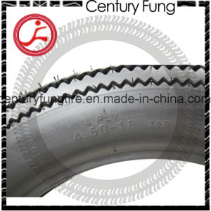 ISO9001, DOT, E4 Certificate Cheap Tire for Retro Motor 4.50-18 pictures & photos