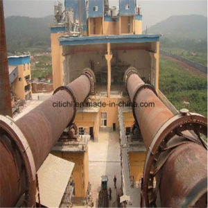 Factory Direct Supplier Rare Earth, Kaolin Calcination Rotary Kiln pictures & photos