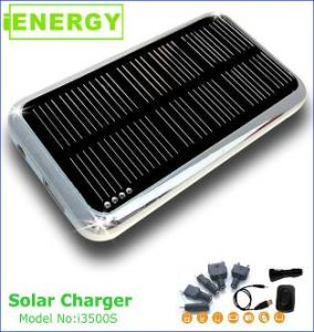 Solar Power Mobile Phone Charger I3500 pictures & photos