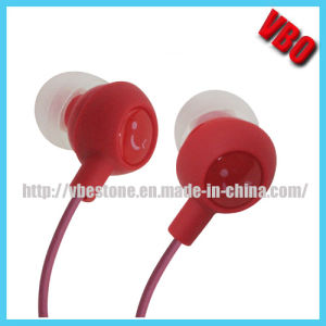 Earphone Headphone Earbuds Headset with Remote Mic for iPhone 5s pictures & photos