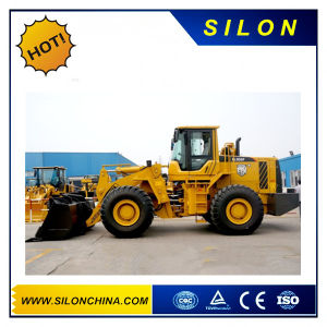Foton Lovol Wheel Loader with Styer Engine (FL956F-ETX) pictures & photos