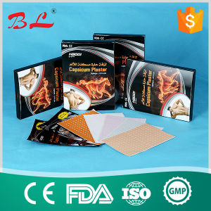 Hot Kurtplast Capsicum Pepper Rheumatism Plaster pictures & photos