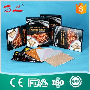 Hot Kurtplast Capsicum Rheumatism Plaster pictures & photos