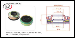 Auto Compressor Shaft Mech Seal Rg30X14.3D