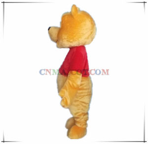 Lovely High Quality Winnie The Pooh Mascot Costume pictures & photos