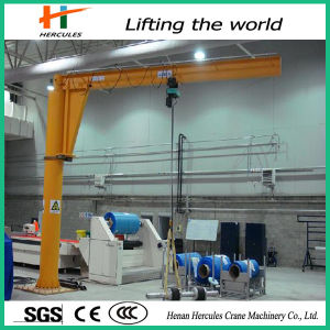 Swing Jib Crane Telescopic Jib Crane From Hercules pictures & photos