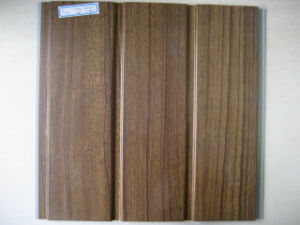 Triple Grooves PVC Laminated Panel (F130) pictures & photos