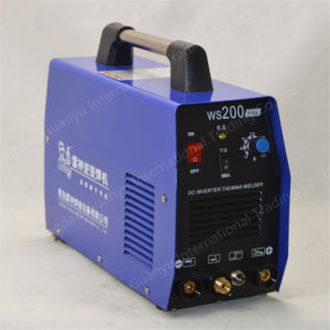 TIG-200 Inverter Manual DC Argon Welder