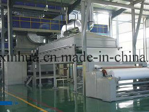 4200mm SSS Non Woven Fabric Making Production Line pictures & photos
