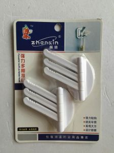 Strong Loading Plastic Vacuum Suction Hook pictures & photos