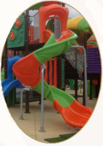 Outdoor Large Playground Children Slide Play Equipment HD-Kq50002A pictures & photos