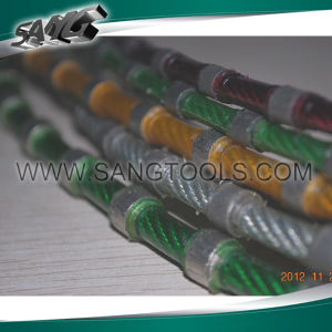 Stone Diamond Cutting Wire (SG03) pictures & photos