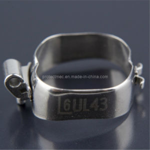 Dental Orthodontic Molar Bands with Roth/Mbt/Edgewise Buccal Tubes pictures & photos