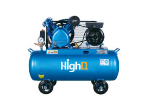 Belt Driven Piston Air Compressor 2HP (V-0.15/12.5)
