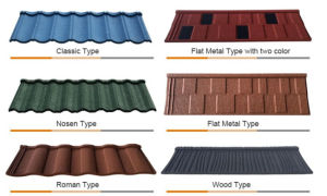 Ceramic Glazed Roof Tile pictures & photos
